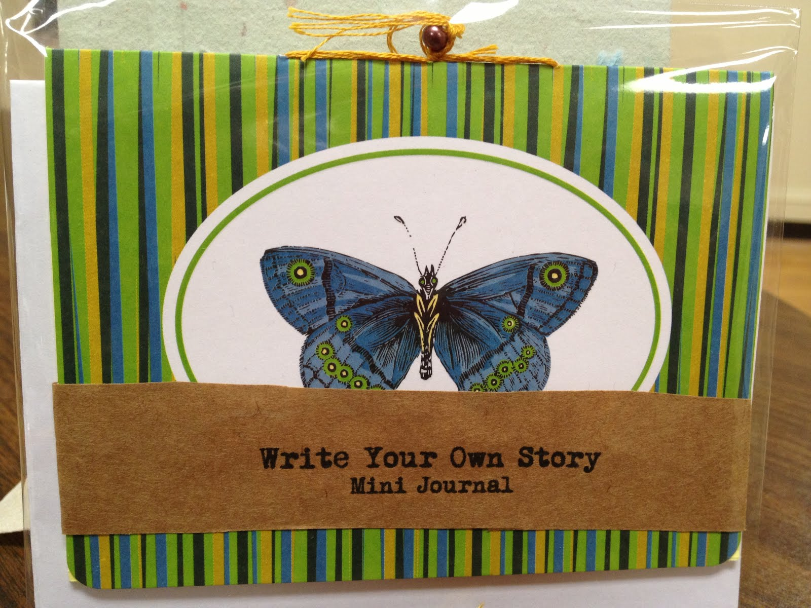 Write Your Own Story Mini Journal