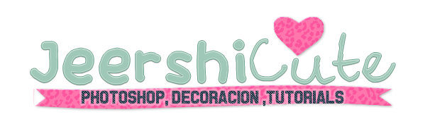 JeershiCute Decoracion ❤ }