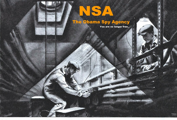 Stop The Obama NSA Spy Agency