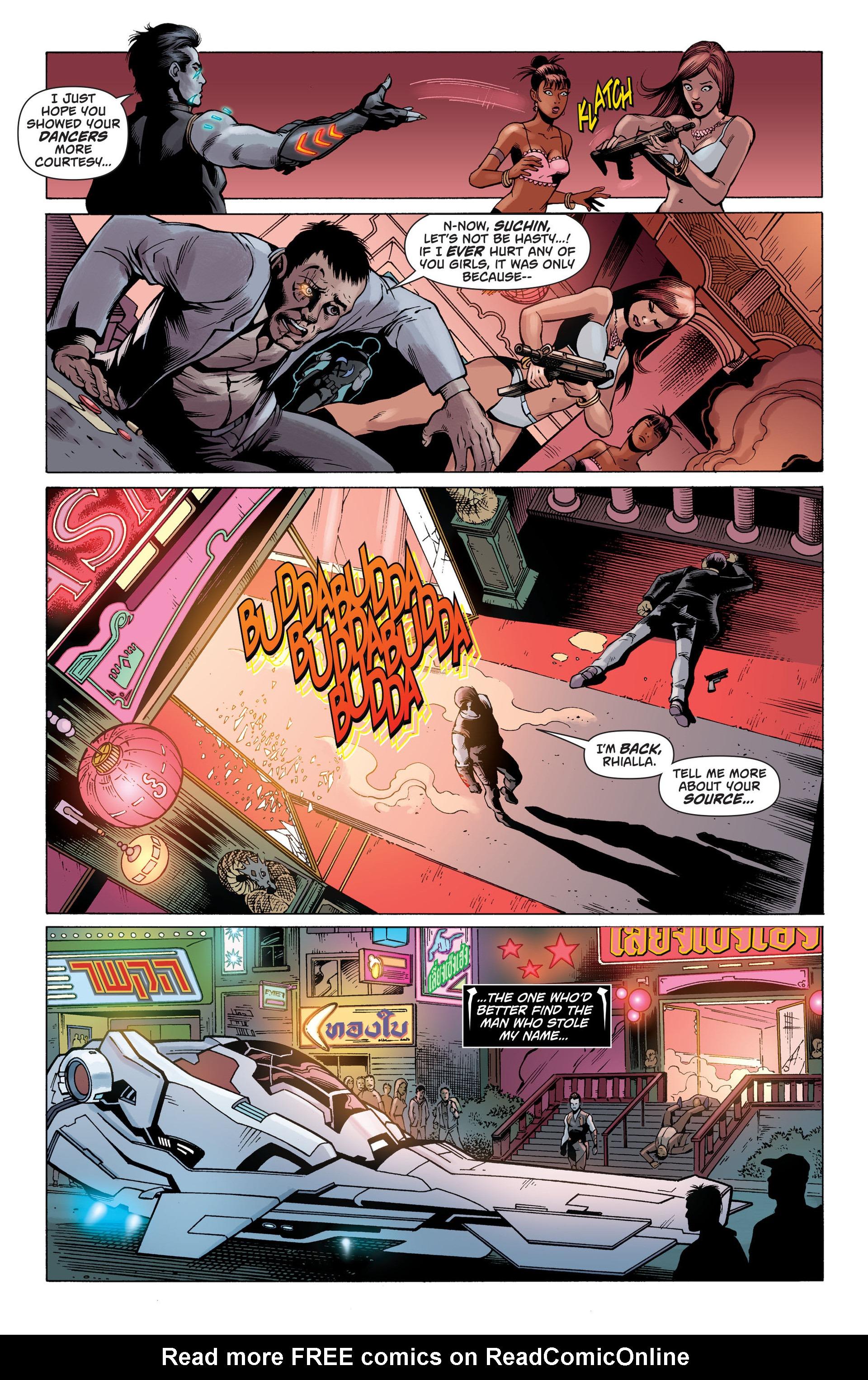 Supergirl (2011) Issue #26 #28 - English 6