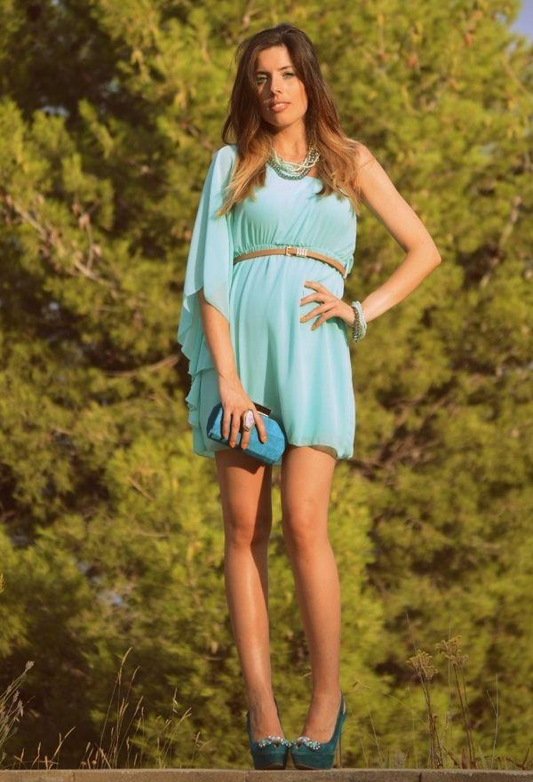 Moda en calzado de embarazadas