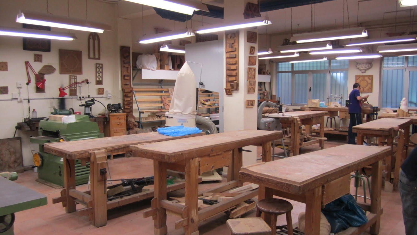 Organizaci n industrial y legislaci n escuela de arte de for Taller de artesanias