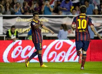 Vídeo Resumen - Rayo 0 Barça 4