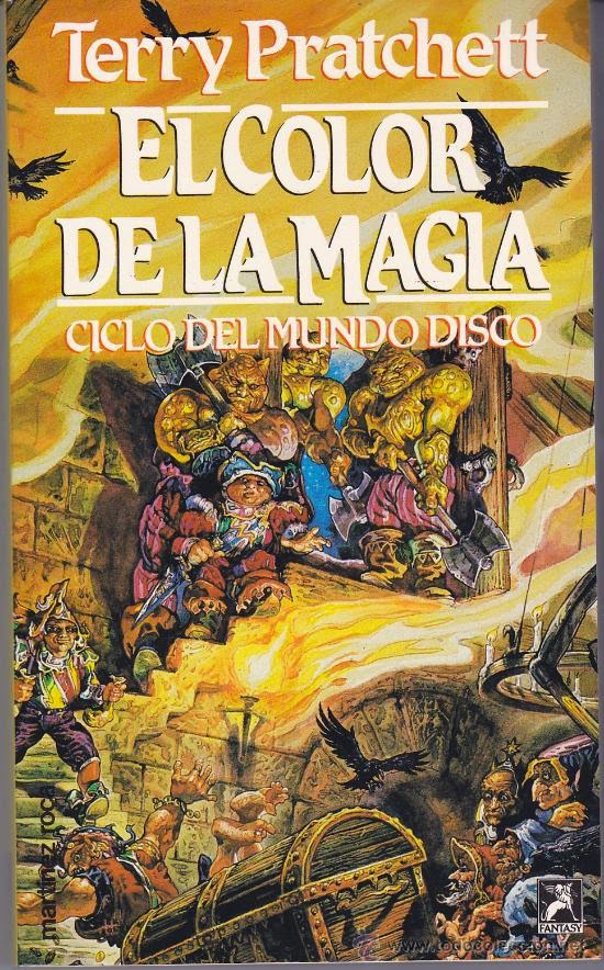 El color de la magia - Terry Pratchett