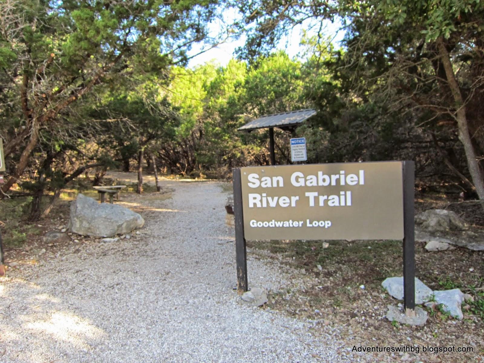 An amazing hiking, backpacking, or mountain biking trail