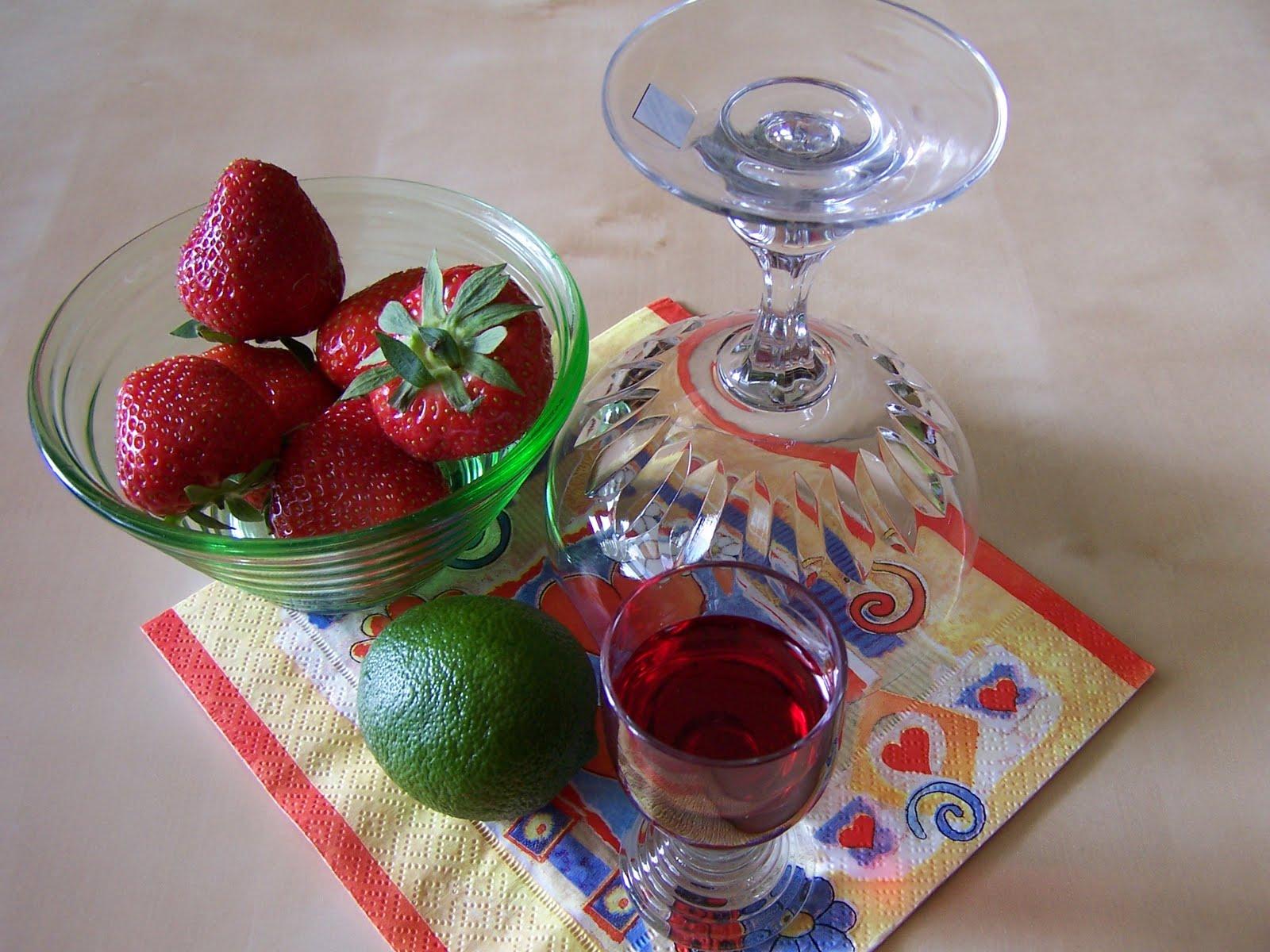 Anspruchsvoll Strawberry Daiquiri Rezept Das Beste Von Zuerst Der Virgin Zutaten: 6 Erdbeeren 1