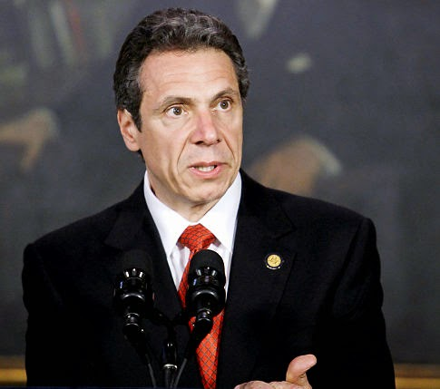 Cuomo Keeps Economic Message Coming Till Moreland Blows Over