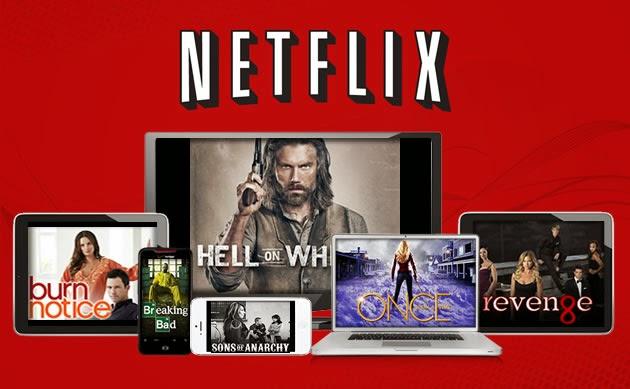 Netflix vient bousculer la télé en France