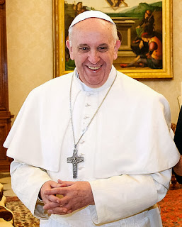 Papież Franciszek naturalna charyzma człowieka