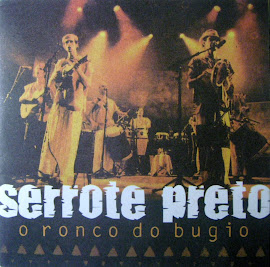 "CD Ao Vivo "" O Ronco do Bugio "" 2001"
