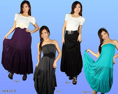 ♪ Skirt Labuh ♪