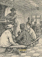 """De vissers spraken over niets anders meer dan over de """"Roeschaard""""."""
