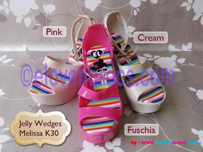 Sandal dan Sepatu Jelly shoes   ElovenButik - Jual ...