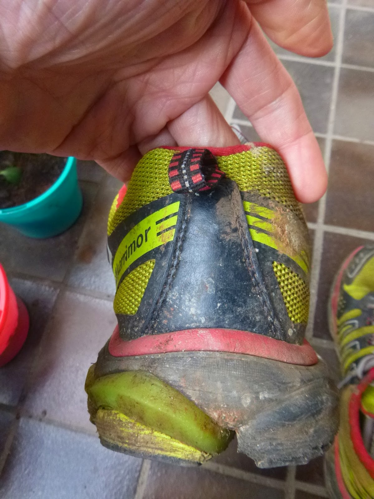 Running For The Wong Reason  Karrimor Excel - Product Review fc3f2830a
