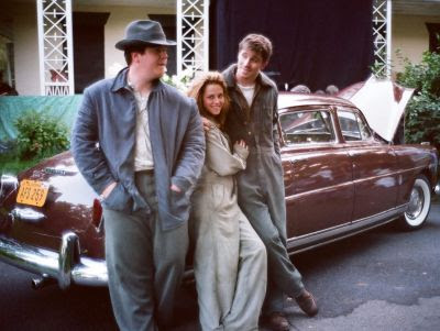 Still de Na Estrada com Marylou,Ed Dunkel e Dean