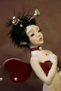 ooak baby fairy prosculpt love valentine