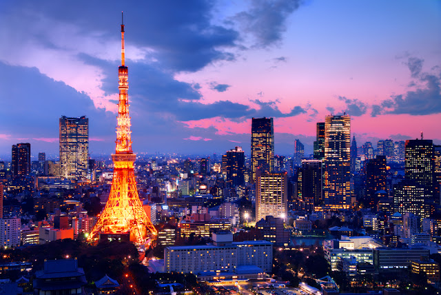 Top 5 diem du lich tot nhat tai Tokyo Nhat Ban