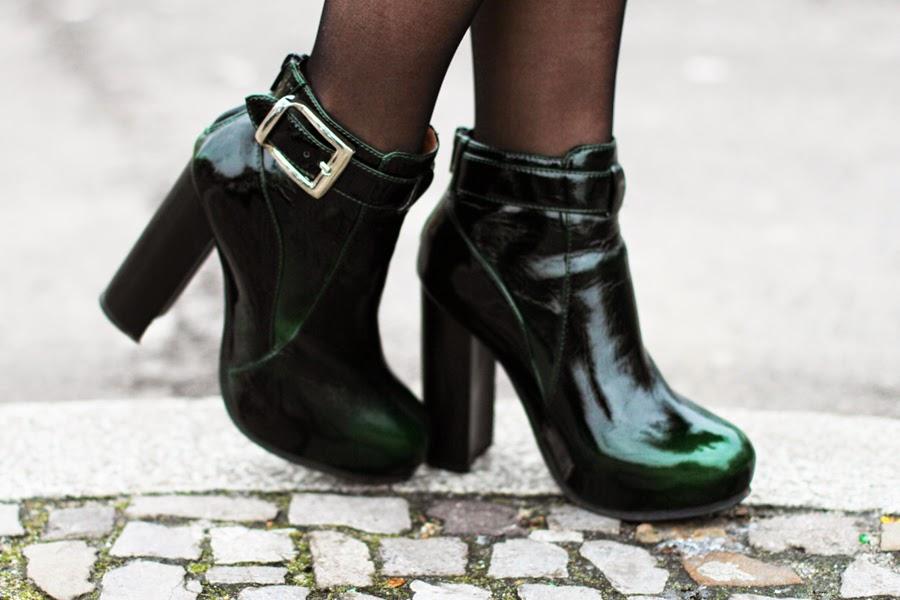 high heels fashion week blogger berlin