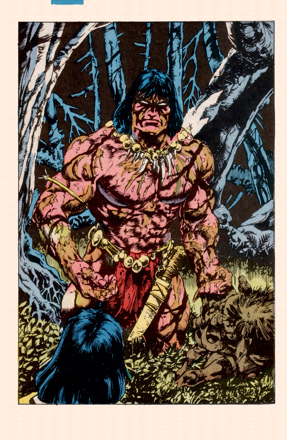 Conan the Barbarian (1970) Issue #200 #212 - English 23