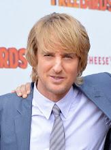 Nace el segundo hijo del actor Owen Wilson