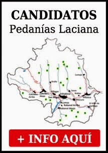 CANDIDATURA PEDANIAS
