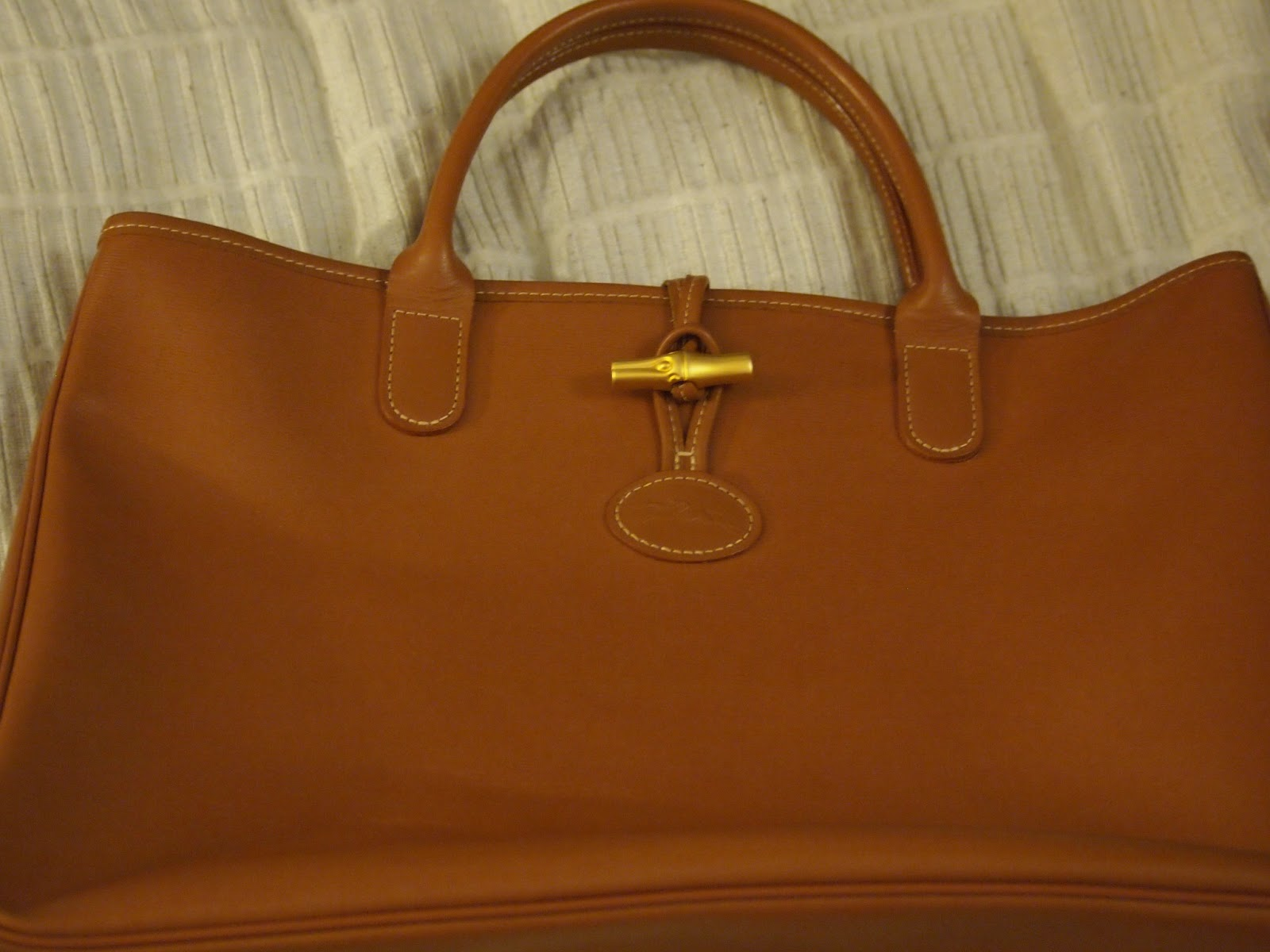 Nahkaiset Longchamp Laukut : Xl el?m?? longchamp roseau