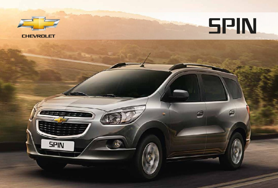 Chevrolet Spin Fehicle Information In The World