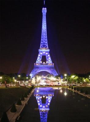 Imagens e informações da Torre Eiffel