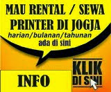 Info Rental Printer