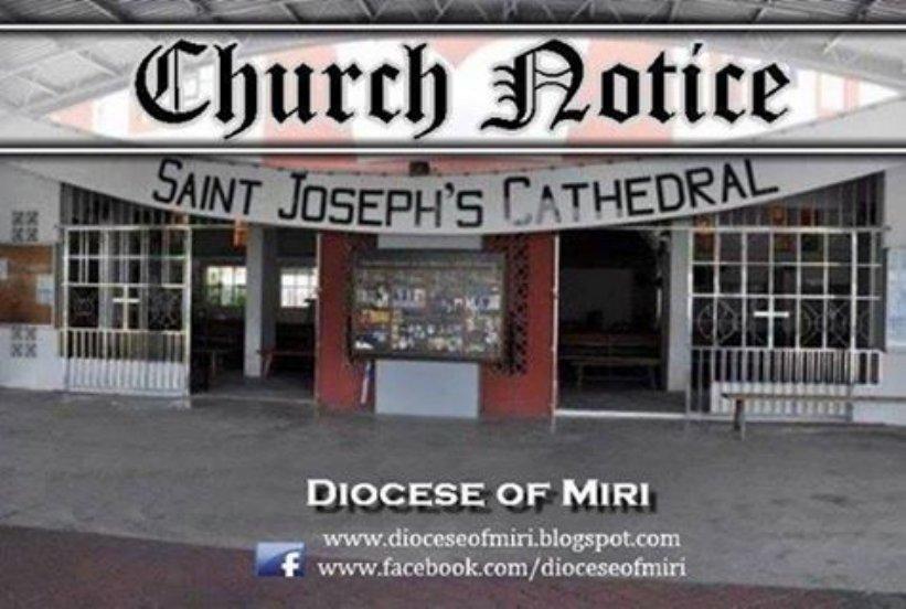 Notis Gereja
