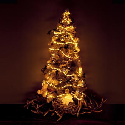 decoración de Navidad 2012 Zara Home