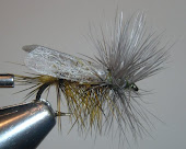 Dryer Sheet Caddis