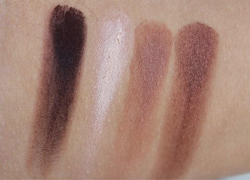 Tarte Prismatic Eye Colour Enhancing Shadow Palette in For True Blues