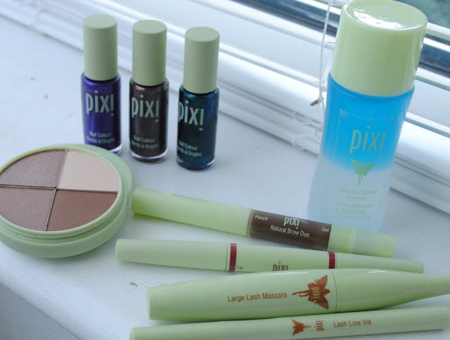 Pixi Beauty Autumn Winter 2012 Collection