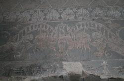 Extremos del Duero: esgrafiados de Santo Domingo, en Trujillo