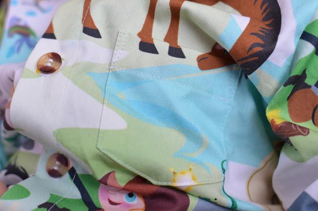 Inkalily fabrics