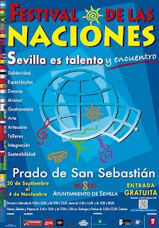 Festival de las Naciones Sevilla 2012