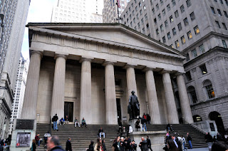 Federal Hall de Nueva York