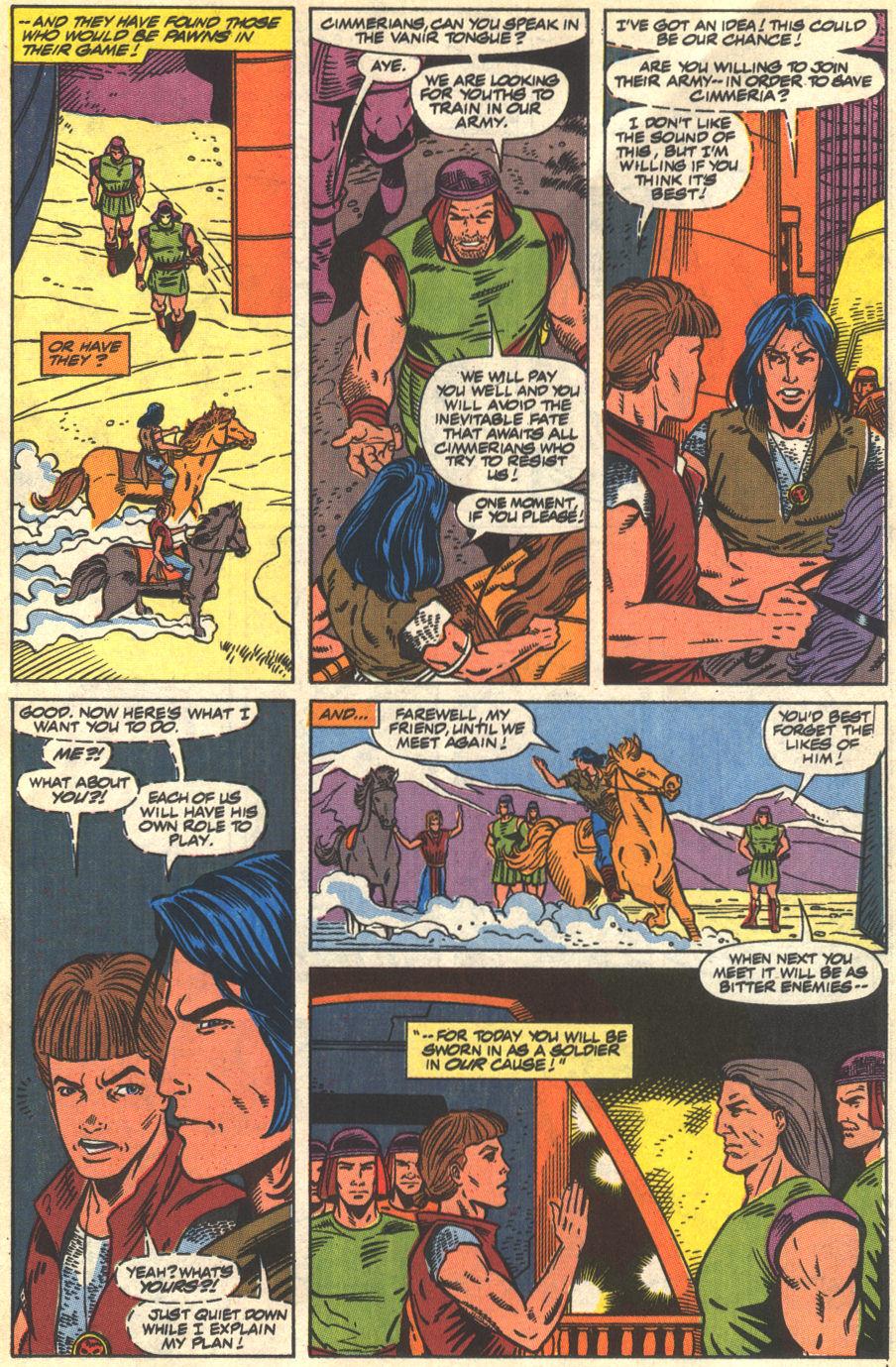 Conan the Barbarian (1970) Issue #235 #247 - English 8