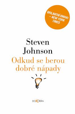 Steven Johnson: Odkud se berou dobré nápady