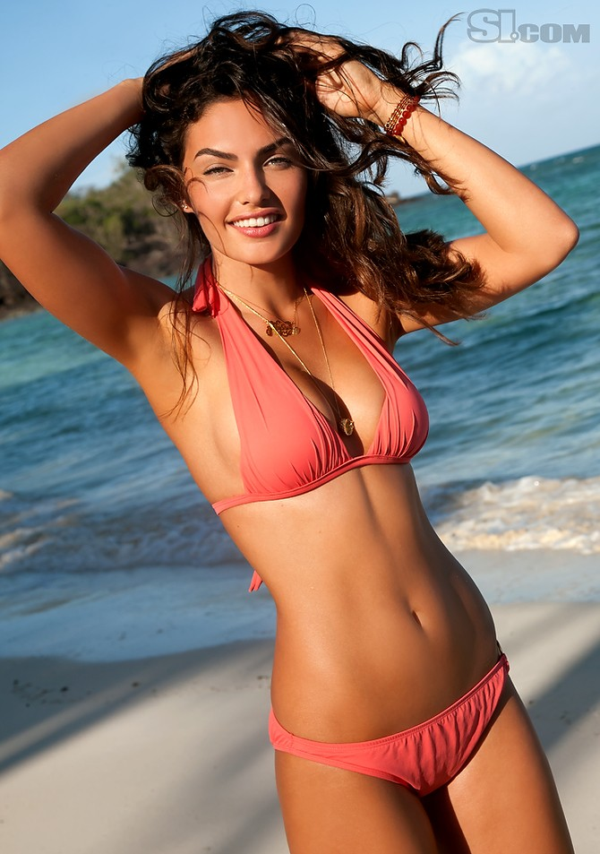 Alyssa Miller Sports Illustrated Swimsuit 2011 Models