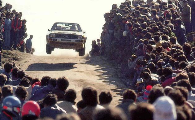 Motores - Os Melhores Portugueses nos Ralis