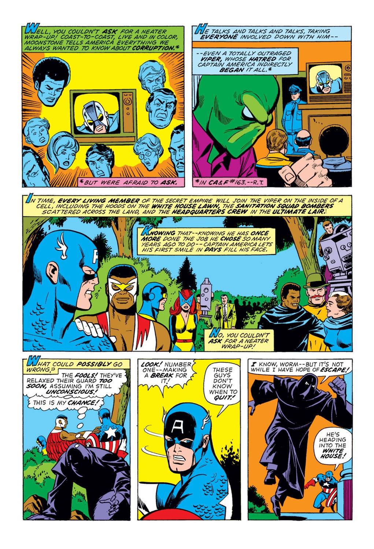 Captain America (1968) Issue #175 #89 - English 18