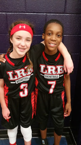 LRE's Grace Sweaney & Chrishawn Graham