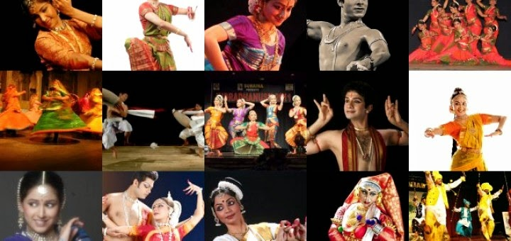 Top 5 Classical Dance forms in India
