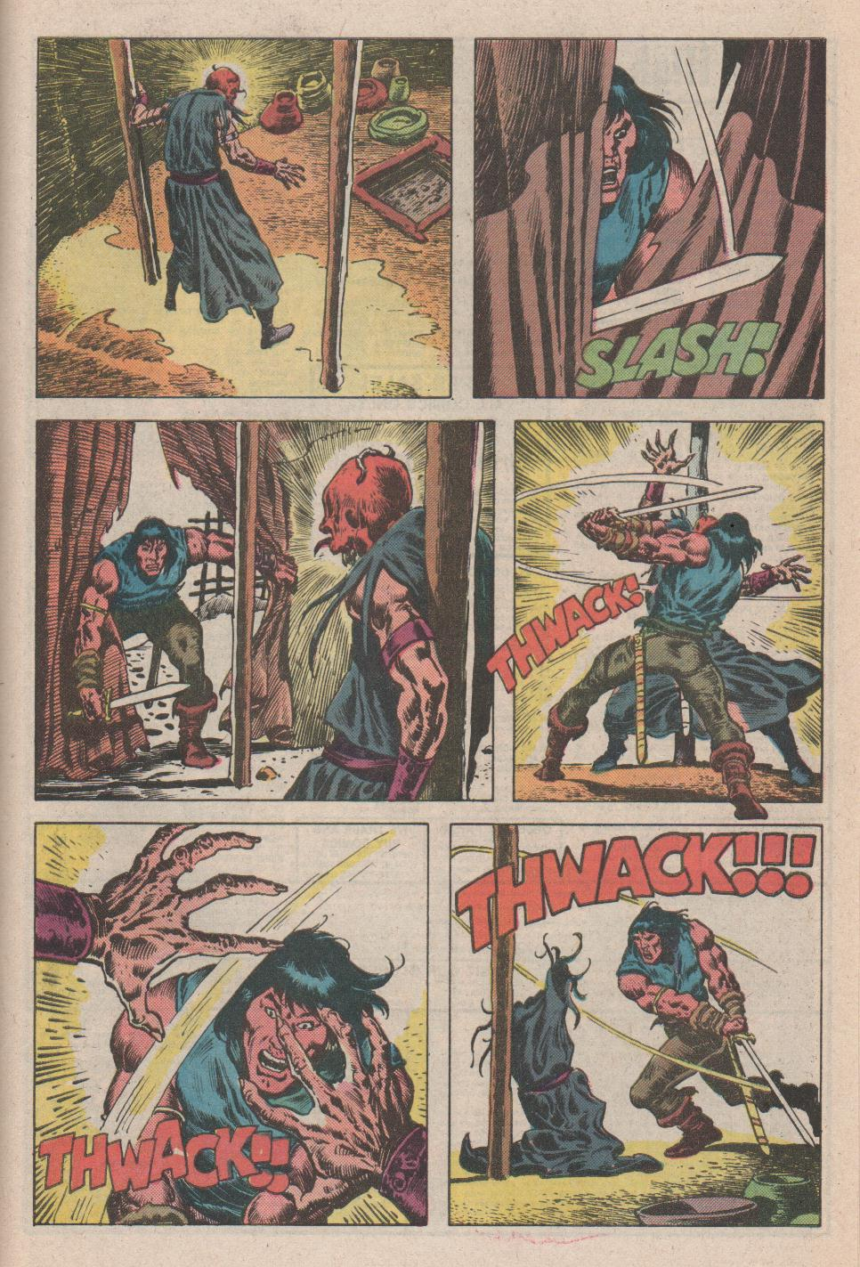 Conan the Barbarian (1970) Issue #175 #187 - English 20