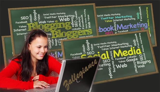 Hal Hal Yang Membuat Semangat NgeBlog