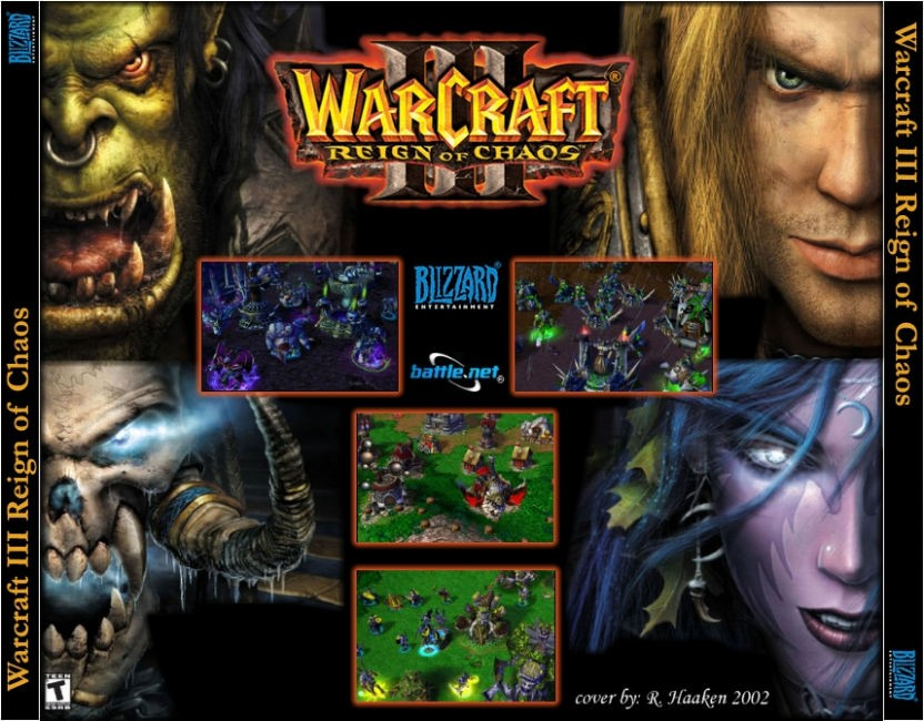 warcraft 3 frozen throne how to play with friends