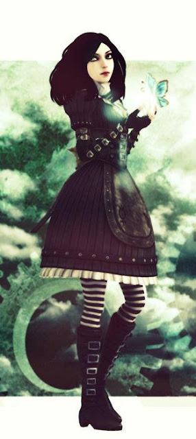 Alice Madness Returns Dress por MeiAliceLiddell
