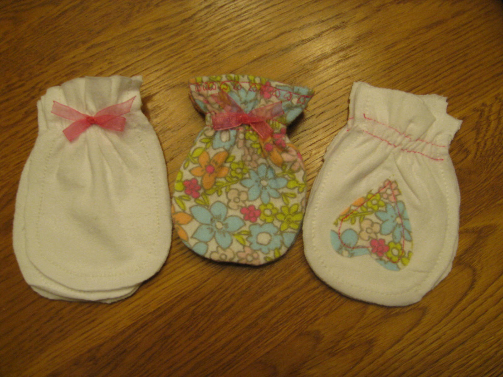 No Scratch Hand Covers For Baby I Bet I Can Make That